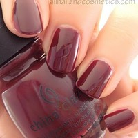 China Glaze Velvet Bow 1017/80517