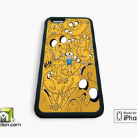 Adventure Time Jake the Dog iPhone Case 4, 4s, 5, 5s, 5c, 6 and 6 plus by Avallen