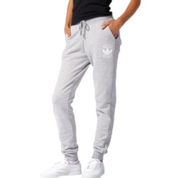 adidas Women's Originals Cuffed Slim Track Pants