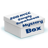 2015 New York Comic Con Simply Superheroes Mystery Box