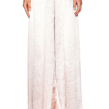 SOLACE London Stellis Trousers in Pink