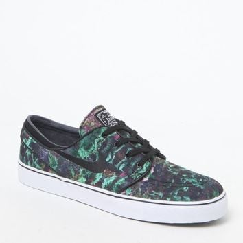 Nike SB Zoom Janoski Premium Canvas Shoes - Mens Shoes