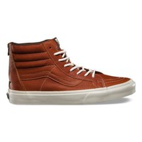 Vans Boot Leather SK8-Hi Zip CA (henna)