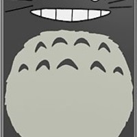 """Totoro Body"" iPhone & iPod Cases by Earth-Gnome 