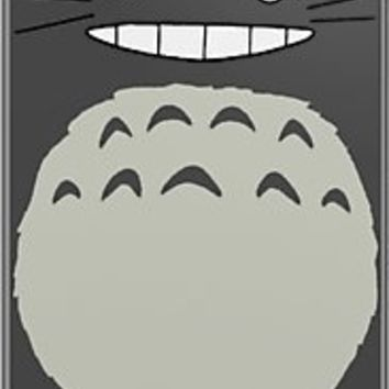 """""""Totoro Body"""" iPhone & iPod Cases by Earth-Gnome   RedBubble"""