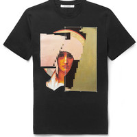 Givenchy - Cuban-Fit Printed Cotton T-Shirt | MR PORTER
