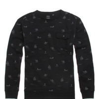 Volcom Oliver Crew Fleece at PacSun.com