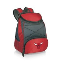 Chicago Bulls Backpack Cooler Activity Tote