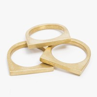 Lightweight Short Slab Ring Set