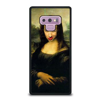 MIRANDA SINGS MONA LISA Samsung Galaxy Note 9 Case