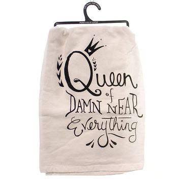 Home & Garden Queen Dish Towel Decorative Towel