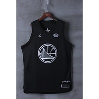 Golden State Warriors #30 Stephen Curry All-Star Edition NBA Jerseys