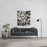 Greys Anatomy - Too Sassy for You Wall Tapestry by drmedusagrey