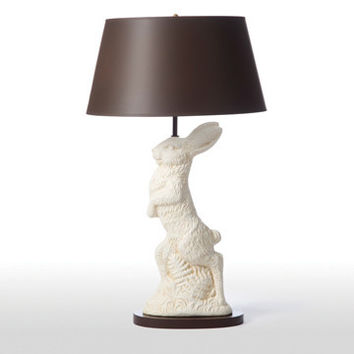 Big Bunny Lamp design by Barbara Cosgrove