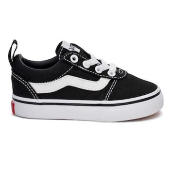 Vans Ward Toddler Slip On Skate Shoes | null
