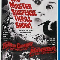 Horror Chamber poster 24inx36in