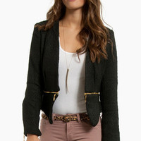 Lady Like Blazer $49 (on sale from $70)