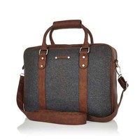 Messenger Briefcase by R.I.