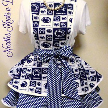 Penn State University Womens Apron, Pennsylvania State, Womens Aprons, Football, Game Day