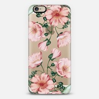 Calandrinia iPhone 6 case by Heart of Hearts Designs | Casetify