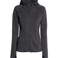 H&M Hooded Fleece Jacket $34.99