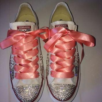 DCCK1IN women s converse chuck taylor wedding sneakers bridal graduation