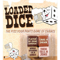 Loaded Dice Drinking Game