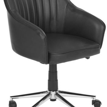 Hilda Desk Chair Black