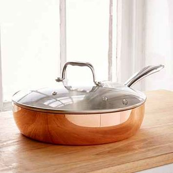 Berke Saute Pan With Lid - Urban Outfitters