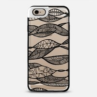 Sway (Transparent) iPhone 6 case by Lisa Argyropoulos | Casetify