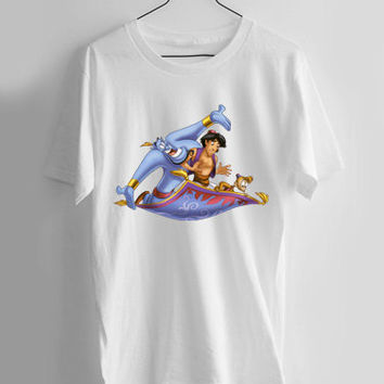 Aladdin disney T-shirt Men, Women, Youth and Toddler