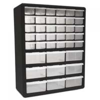 Walmart: Homak Mfg. HA01039001 39-Drawer Plastic Parts Organizer