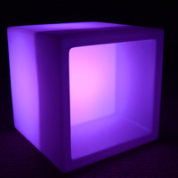 LED Flower Pot / Ice Bucket / Cubbie Shelf