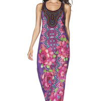 2015 Agua Bendita Apparel Bendito Cactus Dress