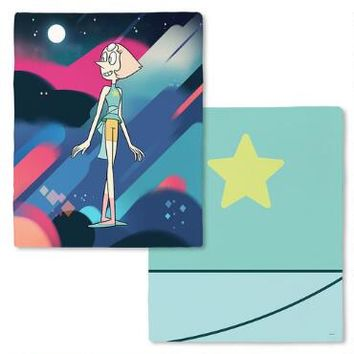 Steven Universe Pearl Fleece Throw Blanket | CartoonNetworkShop.com