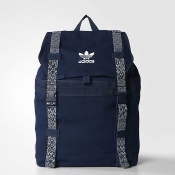 adidas Budo Adventure Backpack - Blue | adidas US