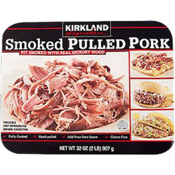 Signature Smoked Pulled Pork