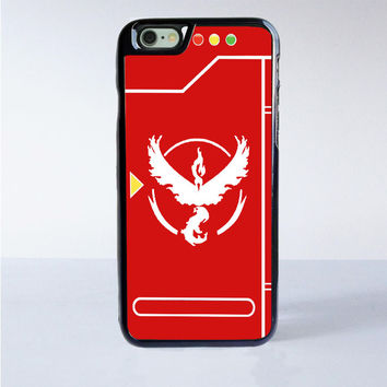 Pokemon Go Team Valor Pokedex iPhone 6 Case