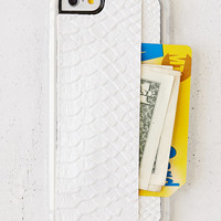 Zero Gravity Sealed With A Hiss iPhone 6/6s Wallet Case | Urban Outfitters