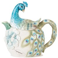 Teapots / Everything Turquoise