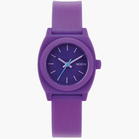 Nixon Small Time Teller P Watch Purple One Size For Women 25992275001