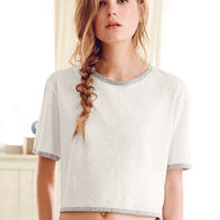 Boxy Crop Top - Victoria's Secret