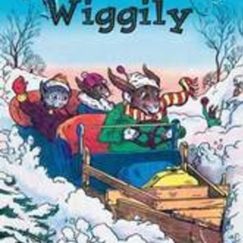 Uncle Wiggily and the Snow Plow [book jacket]
