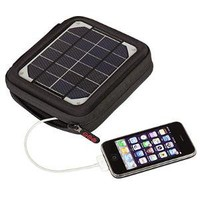 AMP SOLAR CHARGER | Sun Power, Cell Phone Accessory, Travel Electronics, Charging Dock | UncommonGoods