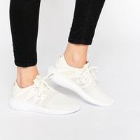 adidas Originals Chalk White Tubular Viral Sneakers