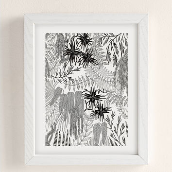 Caitlin Foster Botanical Art Print | Urban Outfitters