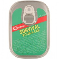 Flight 001 – Where Travel Begins. Survival Kit In A Can - Essentials - All Products