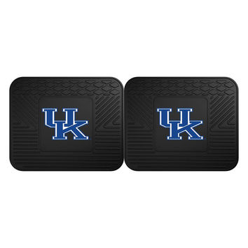 Kentucky Wildcats NCAA Utility Mat (14x17)(2 Pack)