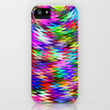 (FREE SHIPPING til Feb 10th) Rainbow Refraction iPhone Case by Alice Gosling | Society6