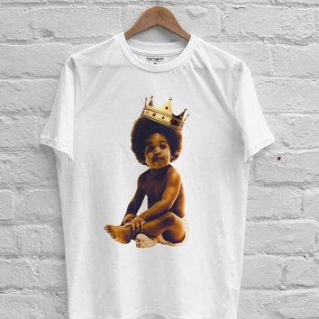 big notoious big biggie smalls T-shirt Men, Women, Youth and Toddler